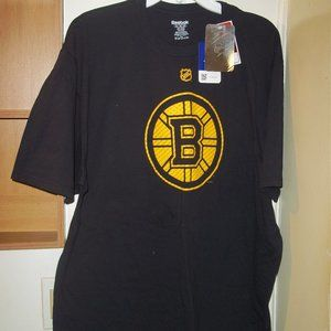 new Reebok Boston Bruins mens t-shirt 2XL